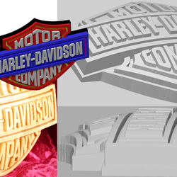 Harley Davidson DS