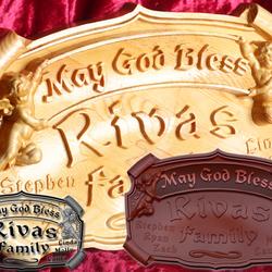 May God Bless Rivas Family